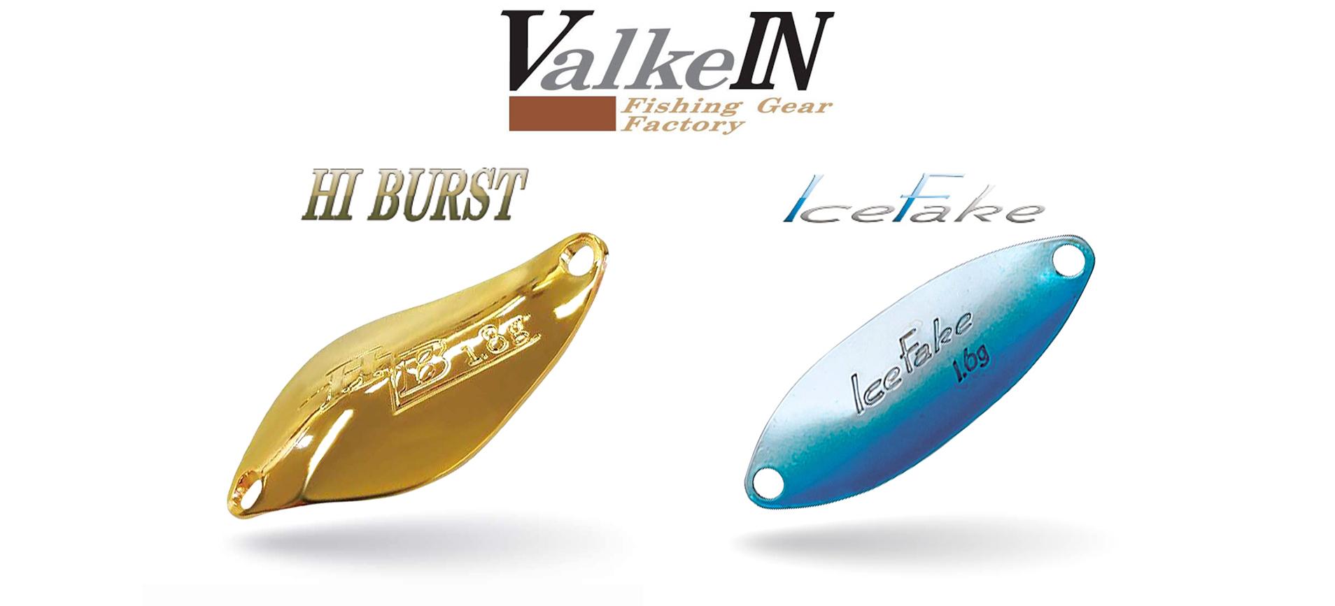 ValkeIN Hi Burst, Icefake