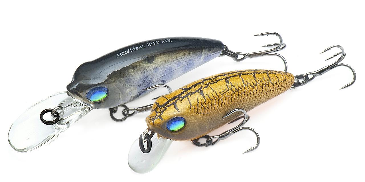 Trout fishing lures Pontoon21 Alter Idem