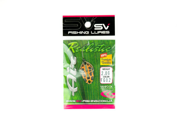 Sv fishing lures Air FG02