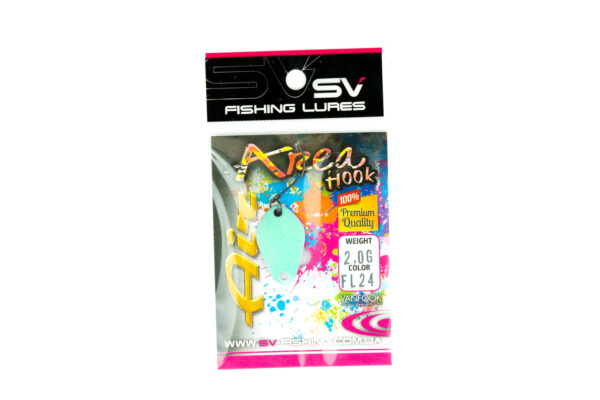 Sv fishing lures Air FL24