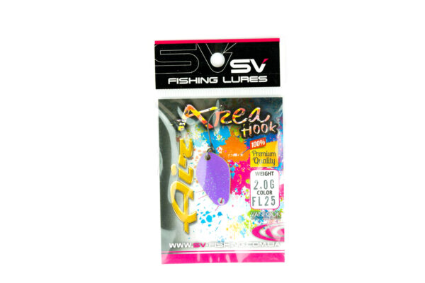 Sv fishing lures Air FL25