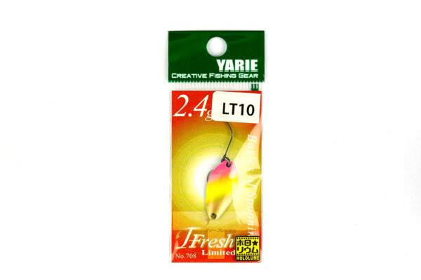 Yarie TFresh 2.4g LT10