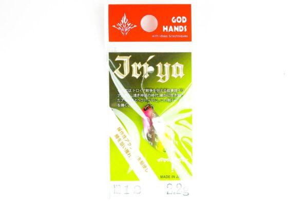 God Hands Jriya 12