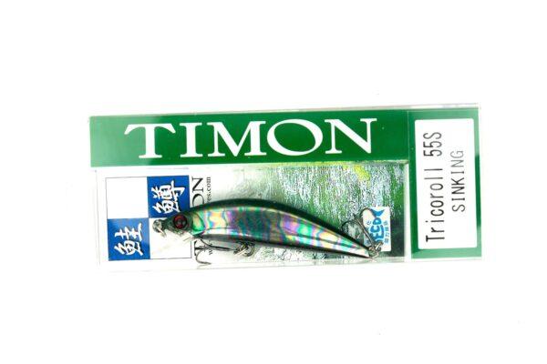 Jackall Timon Tricoroll 55S UL Tamamushi