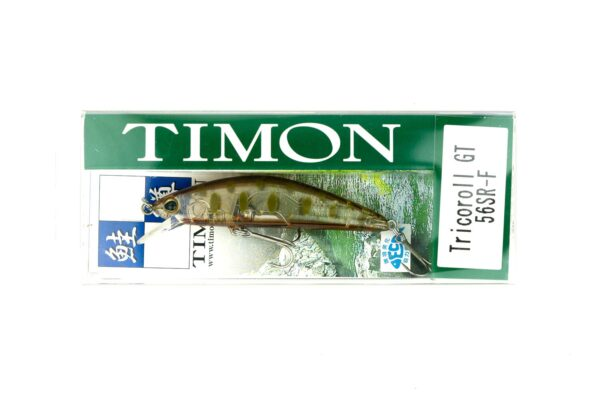 Jackall Timon Tricoroll GT 56SR-F TACKEY GLOW YAMAME