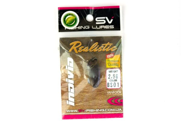 SV Fishing Lures Individ 2.5g BS01