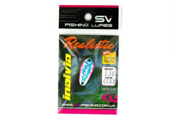 SV Fishing Lures Individ 2.5g CK03
