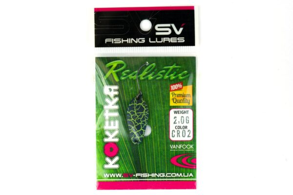 SV Fishing Lures Koketka 2.0g CR02