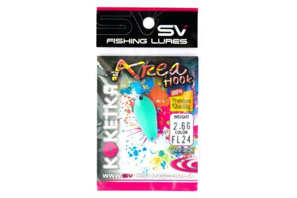 SV Fishing Lures Koketka 2.6g FL24