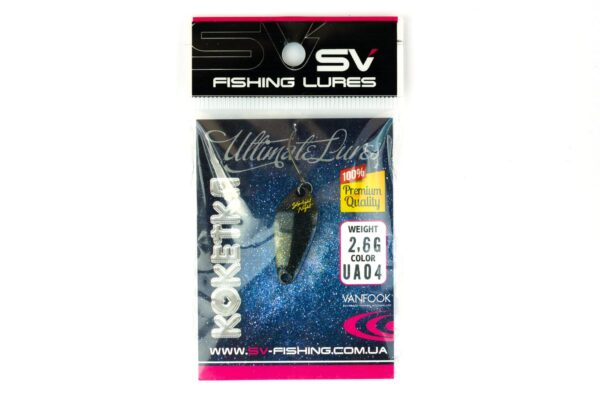 SV Fishing Lures Koketka 2.6g UA04
