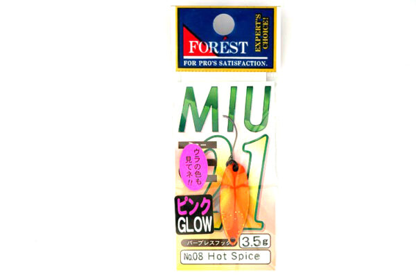 Forest Miu 3.5g 2021 08