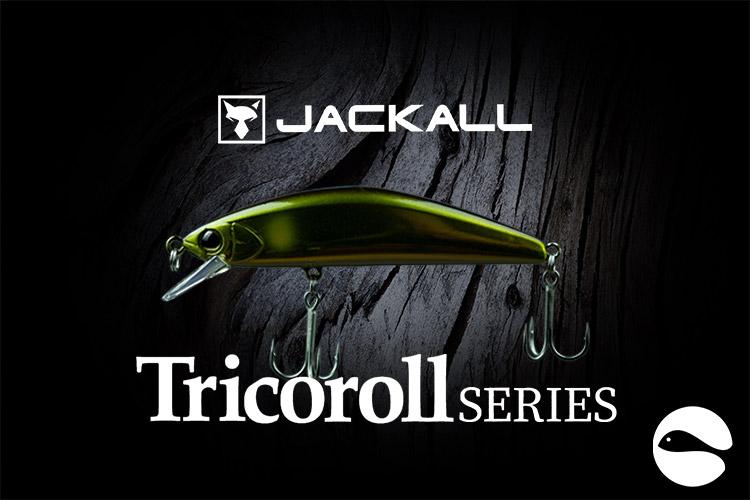 Jackall Tricoroll