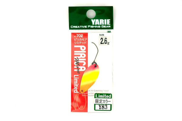 Yarie Pirica More Limited 2.6g Y83